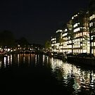 Amsterdam at Night6 by StonePics