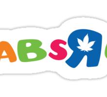 Dabs-R-us Sticker