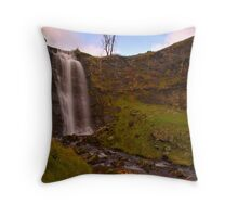Force Gill Waterfall Throw Pillow