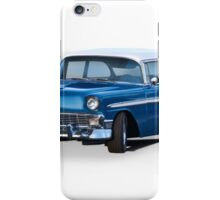 1956 Chevrolet Bel Air Coupe iPhone Case/Skin