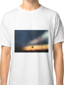 Insect on a window Classic T-Shirt