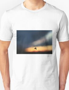 Insect on a window Unisex T-Shirt