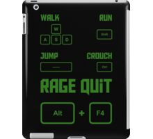 Gamer Controls iPad Case/Skin
