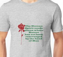 Human Spirit Unisex T-Shirt
