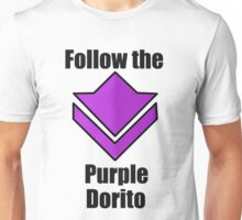 Commander's Compendium - Purple Unisex T-Shirt