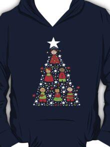 Christmas Tree Kids T-shirt T-Shirt