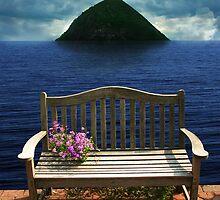 Rogers bench by Anthony Jalandoni