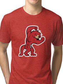 Otter Muscle Tri-blend T-Shirt