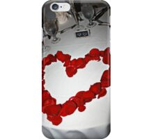 Red Rose Heart Love iPhone Case/Skin