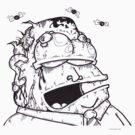 Zombie 6 by Crockpot
