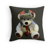 KISSABLE-HUGABLE-LOVEABLE-UNBELIEVEABLE-BEARY NICE PILLOW AND OR TOTE BAG Throw Pillow
