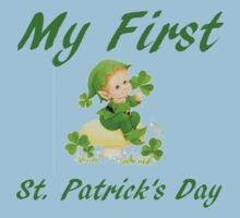 MY FIRST ST. PATRICK'S DAY Kids Clothes