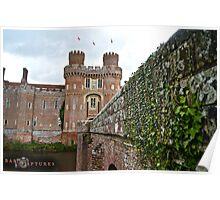"Herstmonceaux, England: ""Herstmonceaux Castle"" Poster"