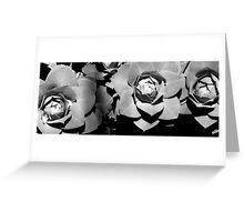 ‹Clu§ter› Greeting Card