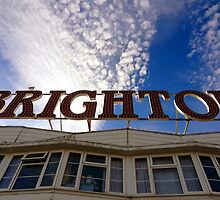 "UK: ""Brighton Up In Lights"", Brighton & Hove by Kelly Sutherland"