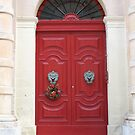 Maltese Door 02 by DiveDJ