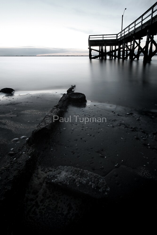 To the End by Paul Tupman