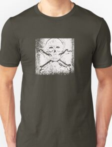 skull patch T-Shirt
