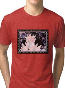 Tyranitar Tri-blend T-Shirt