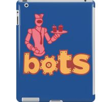 Bots 2 iPad Case/Skin