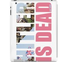 HITLER IS DEAD iPad Case/Skin