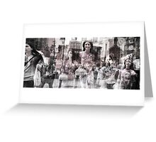 everyday moments... Greeting Card