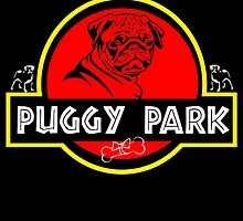 Puggy Park by birthdaytees