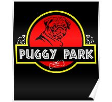 Puggy Park Poster