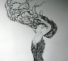 Wind by Michelle Pullen