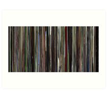Boyhood (2014) 100 bar/frames Art Print