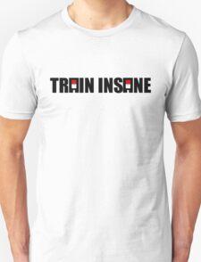 Pokemon Train Insane Unisex T-Shirt