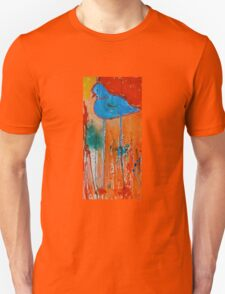 Blue Bird Unisex T-Shirt