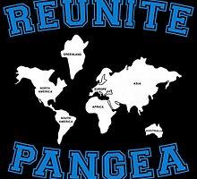 Reunite Pangea by birthdaytees