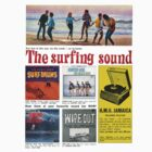 The Surfing Sound by Andy Berry