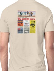 The Surfing Sound Unisex T-Shirt