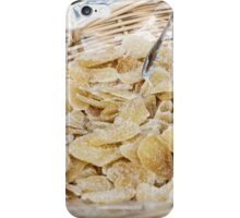 dried bananas iPhone Case/Skin