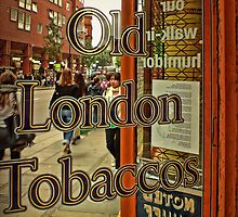 Tobaccos of Old London by Maistora
