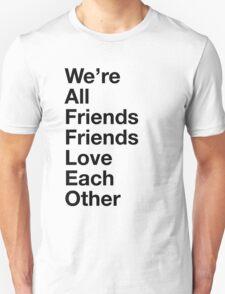 Waffleo Achievement Hunter Ray Unisex T-Shirt