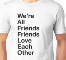 WAFFLEO Unisex T-Shirt