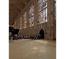 King's Interior 30A Photographic Print