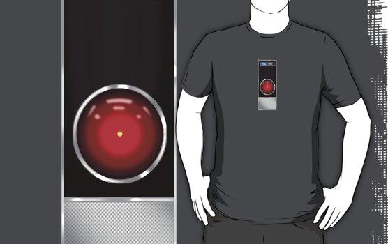HAL 9000 by ZAAAAP