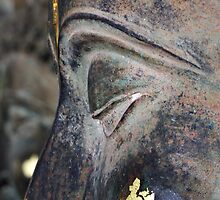 Buddha Eye by Dave Lloyd