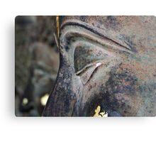 Buddha Eye Canvas Print