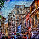 Old Istanbul streets by Maistora