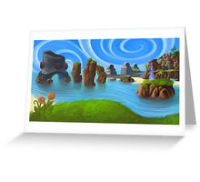 Sentinel Beach Greeting Card
