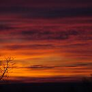 Sunrise Over Lake Superior by sara montour