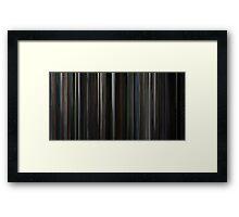 The Dark Knight (2008) Framed Print