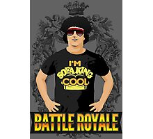 Battle Royale! Photographic Print