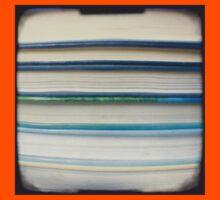 Blue book stripes Kids Clothes