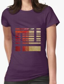 Vintage spiritual Womens Fitted T-Shirt